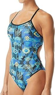 TYR 女式阿兹欧克三位一体式泳衣