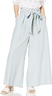 MARKORY DUO 裤子 褶皱喇叭裤 女士