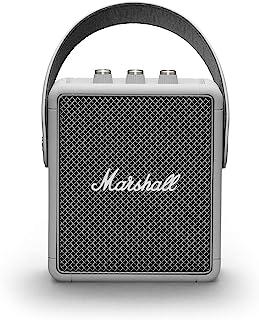 Marshall 马歇尔 Stockwell II便携式蓝牙扬声器-灰色(英国)