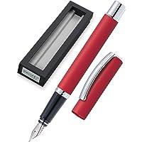 Online Schreibgeräte 36679 套装 FH Vision 经典红色在线视野超精细 NIB 钢笔红色