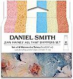 Daniel Smith 水彩管,6 种颜色,5 毫升管装