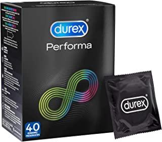 Durex Performa *套 – 延缓男性高潮 – 40 件