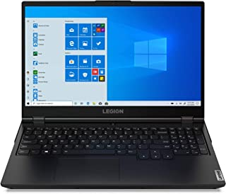Lenovo 联想 Legion 5 15IMH05H 81Y6000DUS (Intel i7-10750H 6核,8GB RAM,512GB SSD,NVIDIA GTX 1660 Ti,15.6 英寸全高清(1920x1080),WiF...