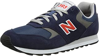 New Balance 男士 393 运动鞋