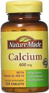 Nature Made 钙600补充片,含维生素D,120片
