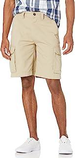 Amazon Essentials 男式经典修身 10 英寸工装短裤