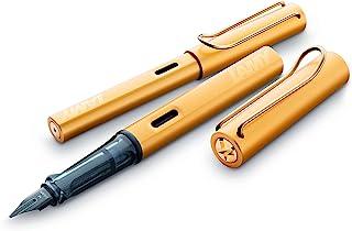 Lamy LX 金色钢笔 超细笔