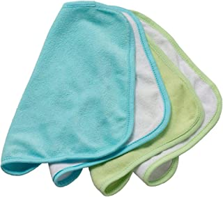 Rotho Babydesign 20425 0242 01 洗脸巾 4 件套 多色