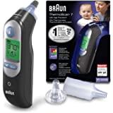 Braun 博朗ThermoScan 7 耳温计 带有精确年龄区分度功能, IRT6520B