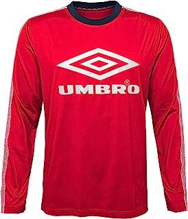 Umbro 男式复古钻石长袖衬衫,颜色可选