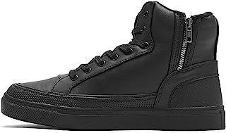 Urban Classics 拉链高帮鞋