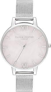 Olivia Burton 女式粉色表盘手表 – OB16SP18