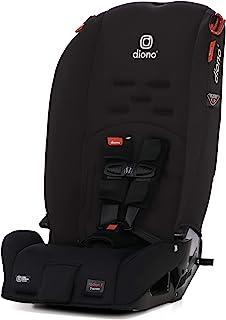 Diono Radian 3R Latch 多功能可转换汽车*座椅 Black Jet