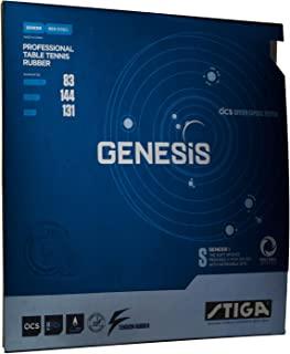 STIGA 乒乓球 胶皮 张力系内侧软质 Genesis S