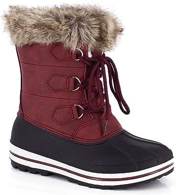 KIMBERFEEL Canadienne, 中性儿童冬靴