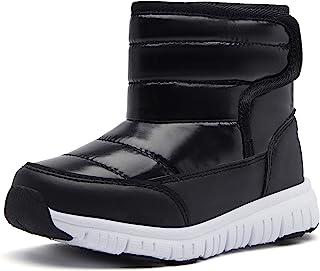gubarun 男童雪地靴冬季防水防滑冬天鞋幼儿/小童/大童
