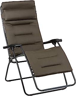 LAFUMA RELAXE RSXA CLIP XL AC Air Comfort 躺椅,灰褐色