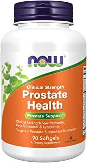 NOW 诺奥 增强前列腺软胶囊 锯棕榈、β-谷甾醇和番茄红素增强前列腺,90粒