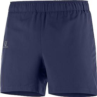 Salomon 萨洛蒙 男士跑步短裤,AGILE 5 英寸短裤 M