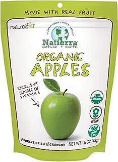 Natierra 天然食物冻干苹果,1.5 盎司(约 42.5 克)