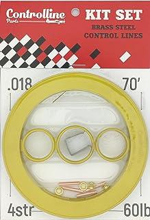 控制线平面线套件(黄色,0.018x2x70)