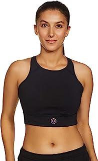 Under Armour 安德玛 女式 Ua Rush 透气高支撑运动文胸,采用Rush 技术,舒适跑步文胸,紧身贴合