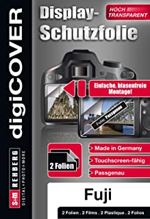 digiCOVER 相机屏幕保护膜 Fujifilm X100F