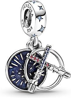 Pandora 潘多拉 星球大战 光剑 双吊坠 纯银 799252C01