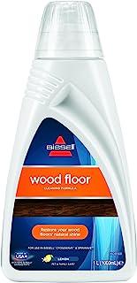 Bissell 1788L 木地板清洁剂 适用于菠萝/Crosswave 和其他硬地板清洁设备,也适用于密封木地板,1 x 1 L