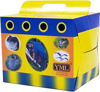 YML 纸板背带适用于小号动物或小鸟中号 LOT OF 100