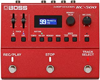 BOSS RC-500 环站,双轨道动力屋