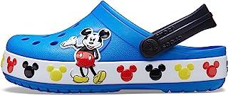 crocs 卡骆驰 女婴 Fun Lab 女婴款迪士尼米奇米妮图案学步洞洞鞋