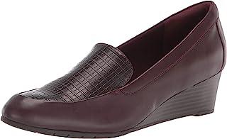 Clarks 女士 Wedge Pump 乐福鞋