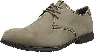 Camper 男式牛津鞋平底鞋