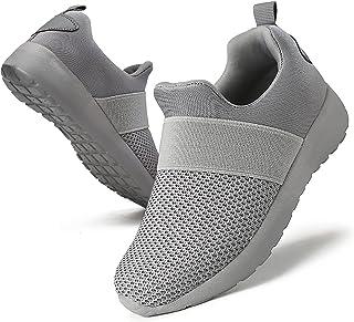 Tvtaop 幼童鞋男孩女孩运动跑步鞋一脚蹬运动鞋网球鞋(儿童/幼儿/小童)