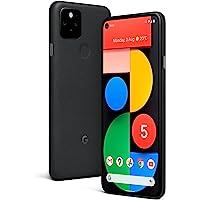 Google Pixel 5 Android 手机 - 128GB 纯黑 无锁卡 全天待机 防水