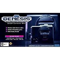 Sega Genesis Mini 次世代創世紀主機預裝游戲