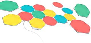 Nanoleaf 形状六角形入门套件 - 15 片灯板