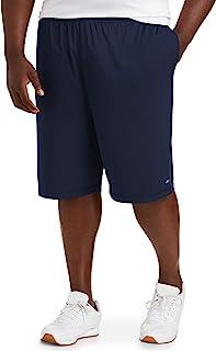 Amazon Essentials 男式 Big & Tall Tech Stretch 短裤 DXL