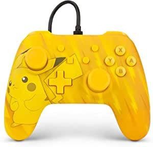 Nintendo Switch 的有线官方*控制器 - 口袋妖怪(Nintendo Switch)