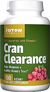 Jarrow Formulas Cran Clearance蔓越莓精华胶囊,100粒