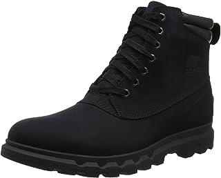Sorel 男士 Portzman 蕾絲雪地靴