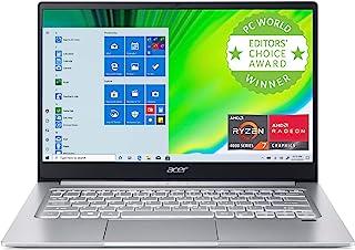 "Acer Swift 3 Thin & Light Laptop, 14"" Full HD IPS, AMD Ryzen 7 4700U Octa-Core Processor with Radeon Graphics, 8GB LPDDR4,..."