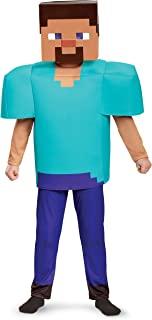 disguise Steve 豪华 Minecraft 服装
