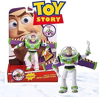 玩具总动员太空翅膀巴斯光年豪华模型