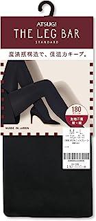 ATSUGI 厚木 女士 紧身打底裤 连裤袜 Atsugi The Leg BAR 日本制 180D 双针织面 TL2081