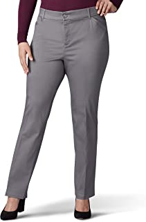 LEE 女士大码运动系列自由休闲裤 Plus-size Motion Series Total Freedom Pant