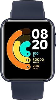 Xiaomi 小米 Mi Watch Lite 智能手表 小米1.4 英寸 TFT 液晶显示屏 - 充电时间长达 9 天 - 11 种运动 - *蓝 - 意大利语版本