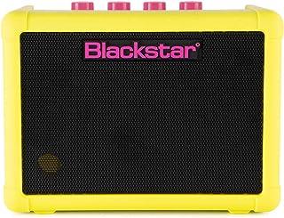 Blackstar FLY3 霓虹黄色小巧便携式电池供电吉他放大器 - 限量版