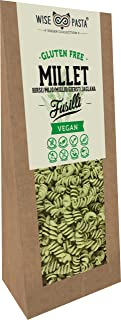 Wise Pasta Vegan Collection Gluten-Free Millet Fusilli Pasta 4*200g